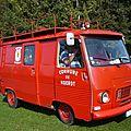 Peugeot j7 des sapeurs-pompiers de hoerdt 1976