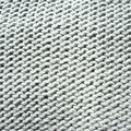 Cache-cou au tricotin long terminé