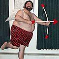 La saint-valentin débarque demain sur le blog - et cupidon va saigner.