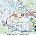 Grenoble : un téléphérique plutôt qu'un tramway... ou un bus