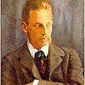 Rainer - maria rilke (1875 – 1926) : deuxième élégie / zweite elegie