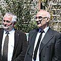 Législatives 2012 : les centristes bernard tréhet et jean-marc julienne à l'assaut de la 2ème circonscription de la manche