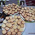 Après-midi petits gâteaux