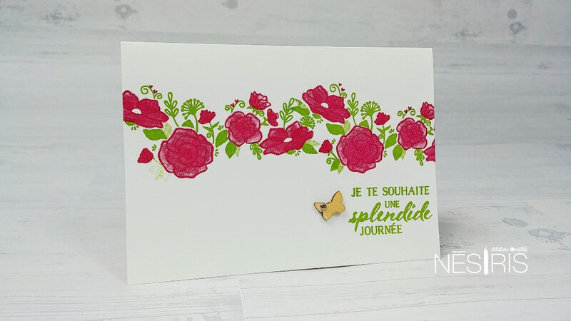 1 - Katia Nésiris - Stampin'up