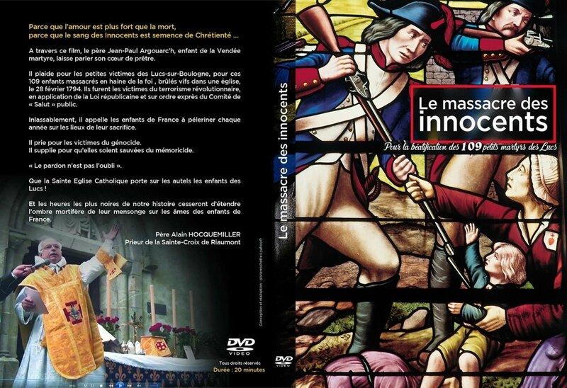 DVD Martyrs des Lucs