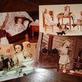 poupées anciennes cp