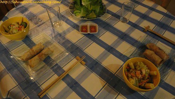 Nems aux crevettes (2)