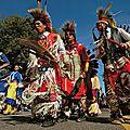 Les indiens des grandes plaines....
