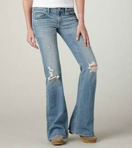Jeans AE Hipster Flare