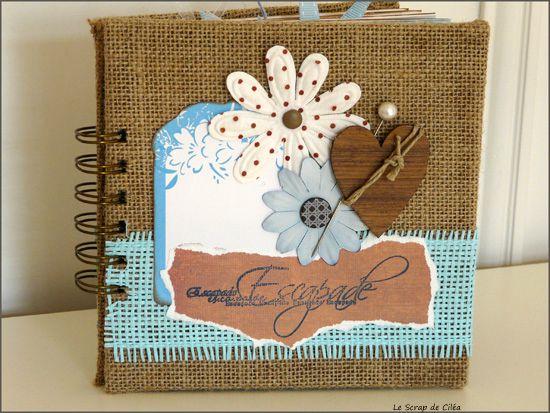 Mini album Cap Ferret