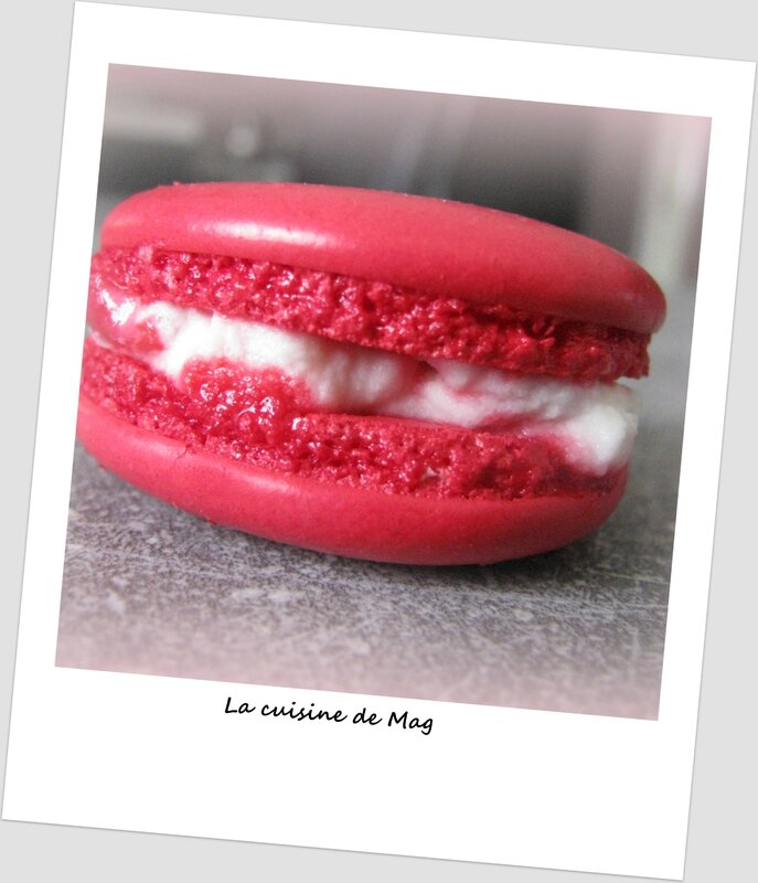 Macarons foret noire2