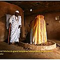 le plus grand temple de medium marabout du monde