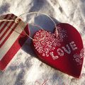Coeur de la Saint valentin