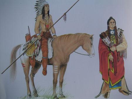 Les Comanches : - Oklahoma-Occitania