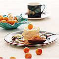 Mojito à la mirabelle et entremets bergamote/mirabelle.....pour une jolie rentrée!