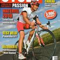 Article - cyclo passion - octobre 2009