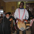 Conteur Sénegalais