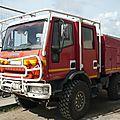 IVECO Eurocargo 140E24 camion de pompiers carrossé par Camiva La Saline les Bains (1)
