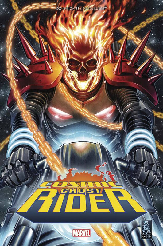 100% marvel cosmic ghost rider 01