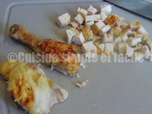 gratin poulet riz 01