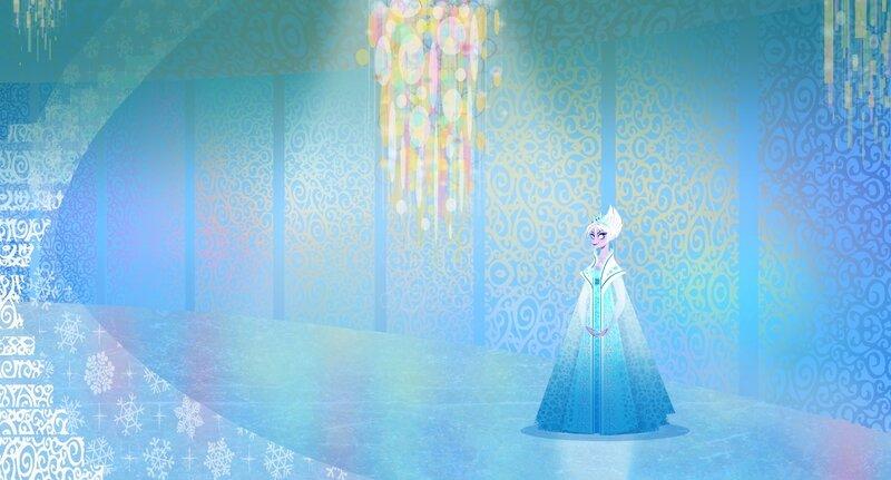 La Reine des Neiges - Julia Kalantarova 01