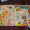 Et si on dansait - art journal