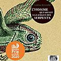 L'homme qui savait la langue des serpents - andrus kivirähk