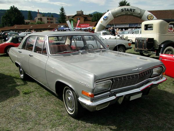 opel admiral a 1964 1968 3