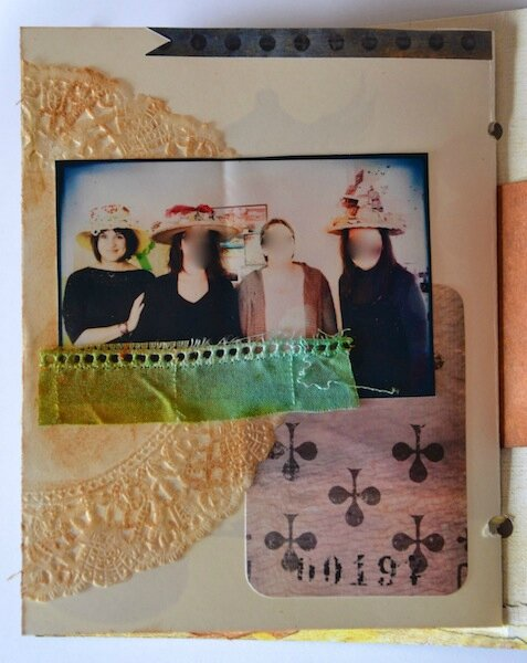 Mini Album Coffret Graphic' 40 - Crop Fatiha Mars 2013