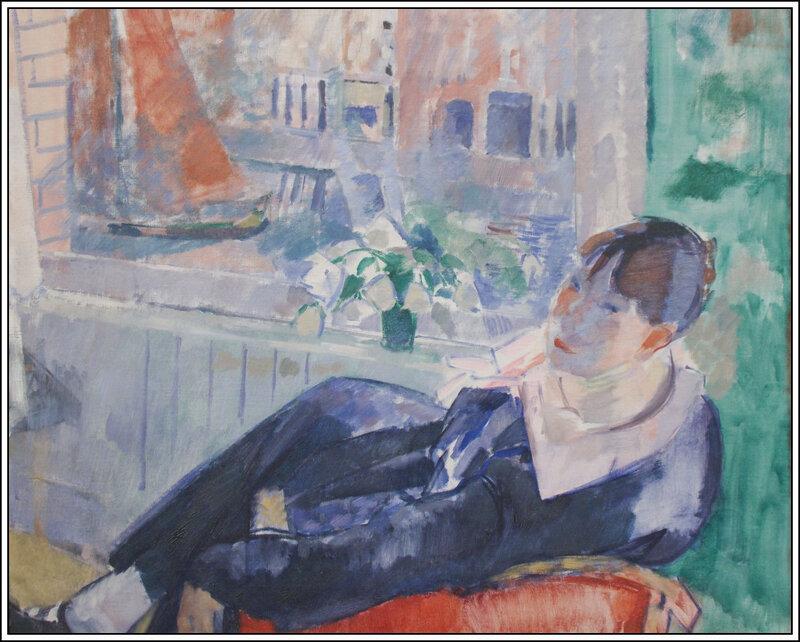 Rick Wouters - après-midi à Amsterdam - 1915