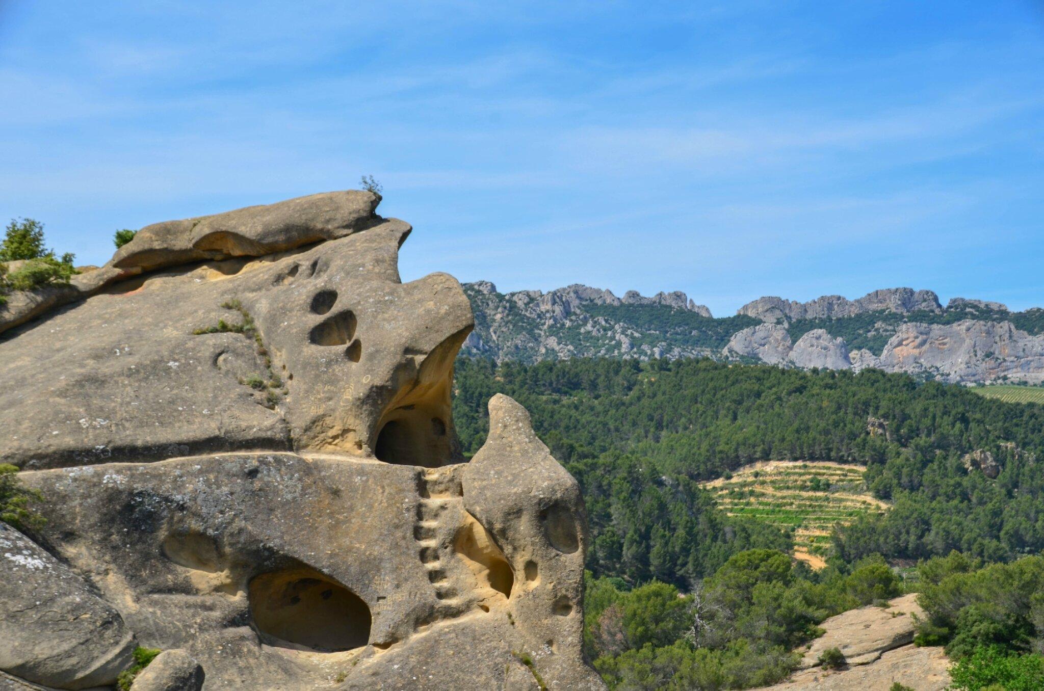 Le rocher de Rocalinaud