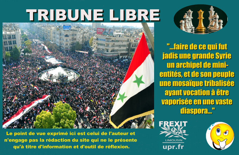 TL SYRIE PROJET
