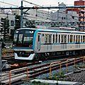 15000系 Tozai line