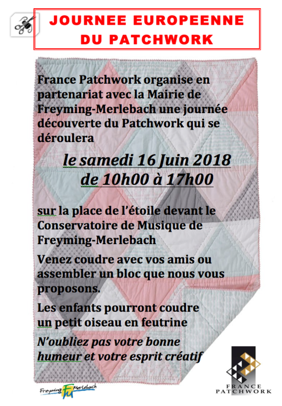 Journee europeenne du Patch