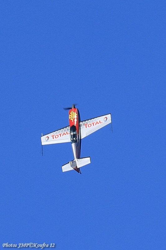 Photos JMP©Koufra 12 - La Cavalerie - Aérodrome - avion - Voltige - Extra 300 - 03032019 - 0156