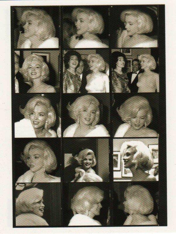 Grid Marilyn Monroe 1