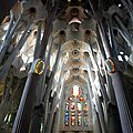 Barcelone, Basilica Sagrada Familia_6761