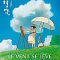 Le vent se lève - hayao miyazaki (2014), tatsuo hori (1936)