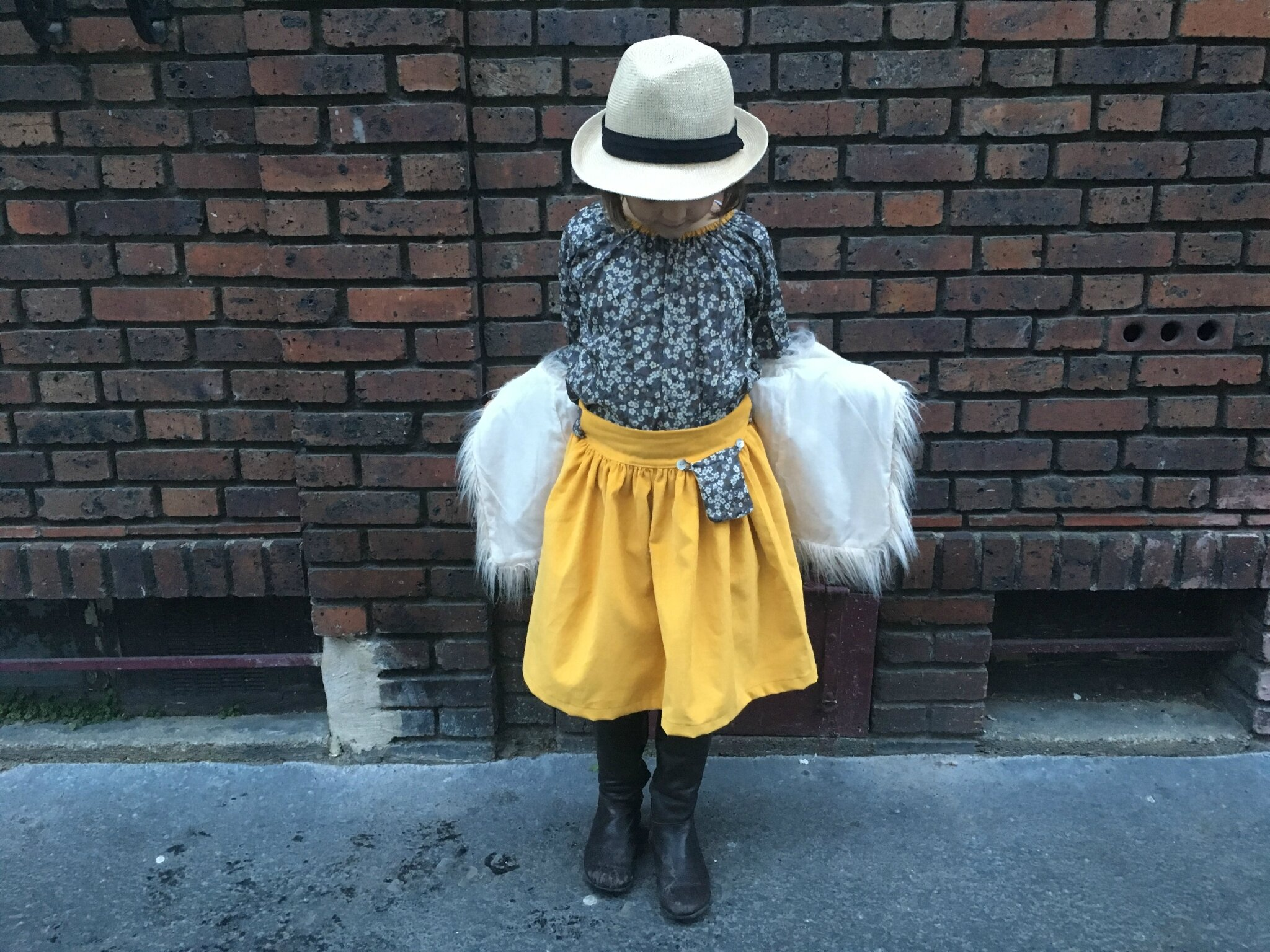 La tenue qui donne envie de printemps et de soleil ♥