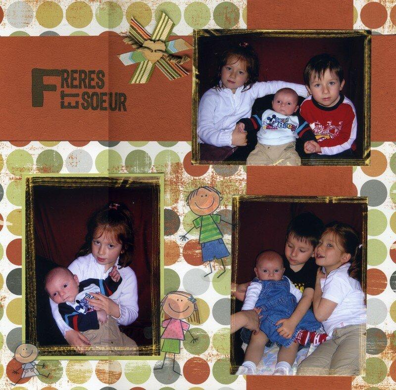 frères et soeur