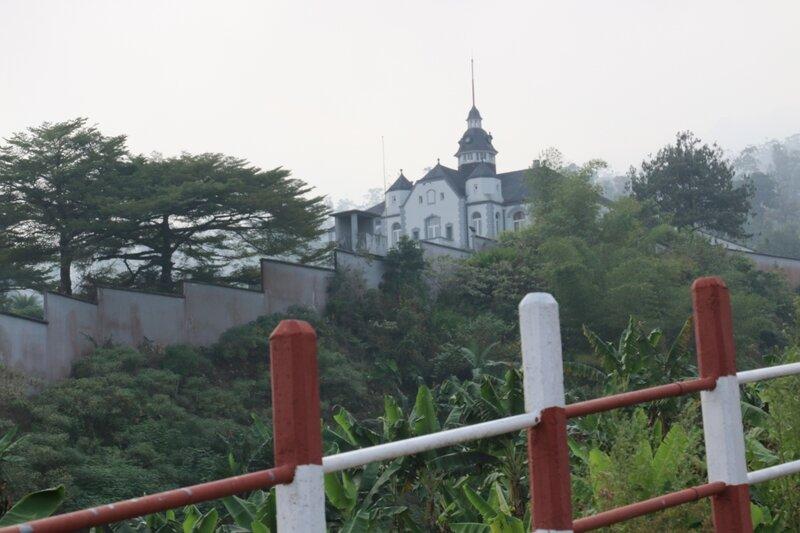 ancien palais présidentiel