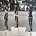Tommie Smith à Mexico