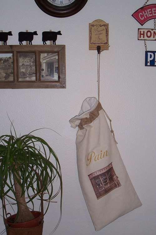 sac à pain ds cuisine