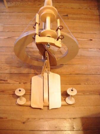 rouet fantasia kromski 001
