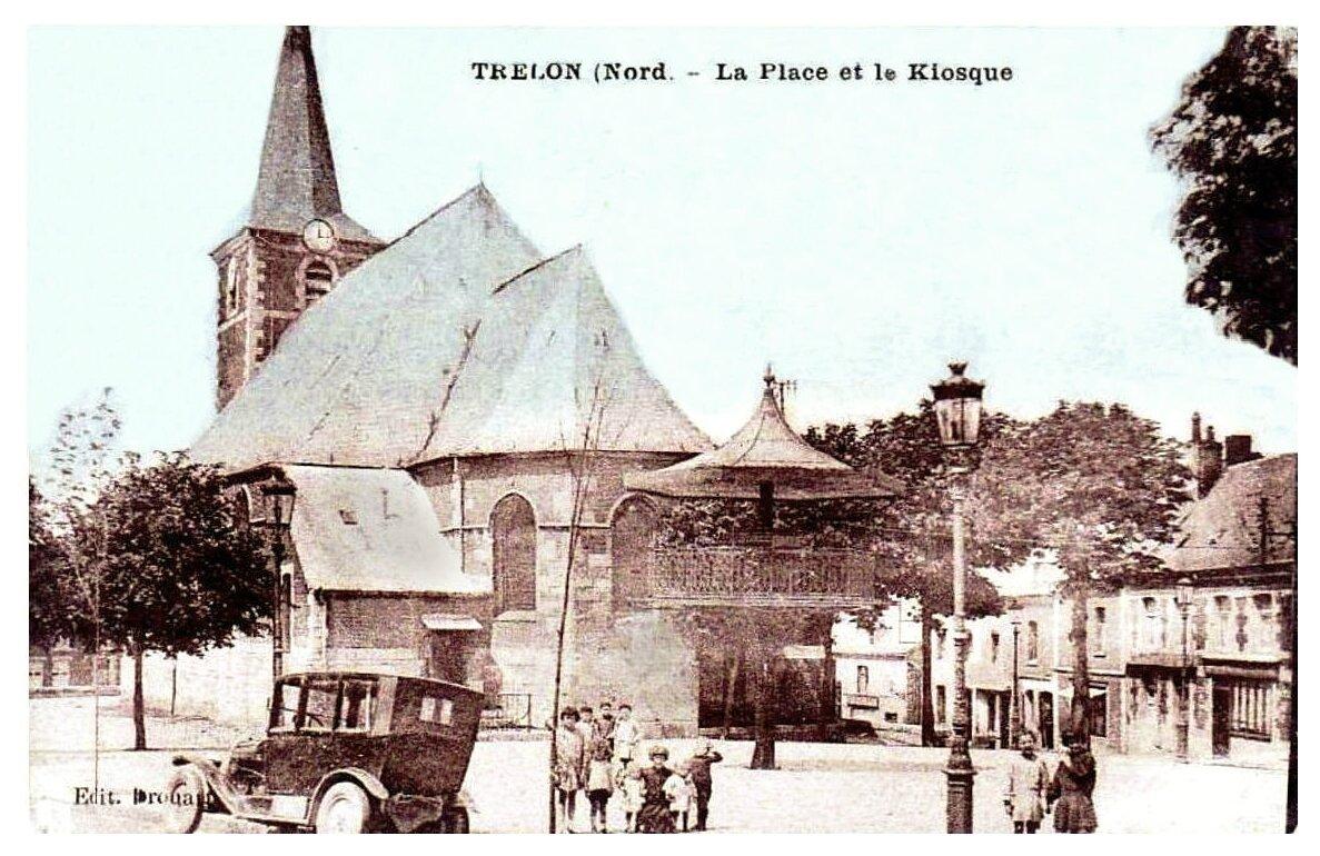 TRELON-La Place 1