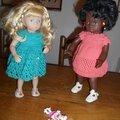 C'est quoi cette poupée ? je sais pas mais elle