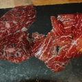 So gourmetise by yves-marie le bourdonnec: jambon de bœuf (!!!) wagyu