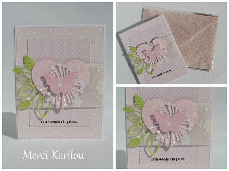 La carte de Karilou