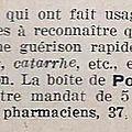 Lou Garounés 1935 Publicités (27)