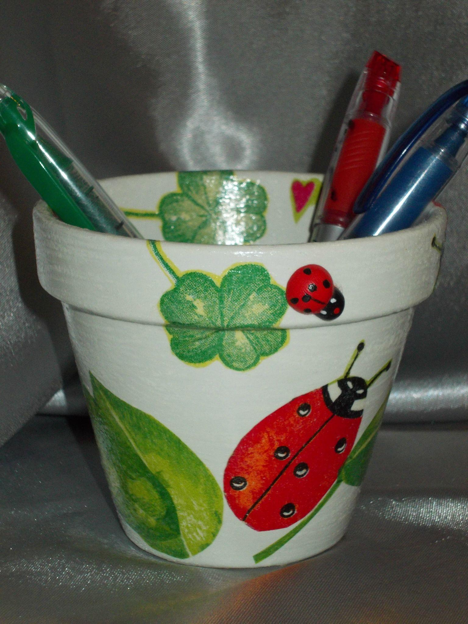 COCCINELLE - Petit Pot